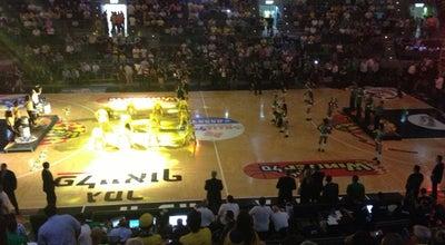 Photo of Basketball Court היכל הספורט רוממה at חיפה, Israel