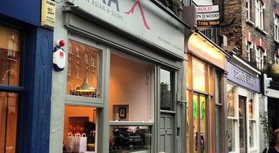 Photo of Asian Restaurant Oka at 71 Regent's Park Rd, London NW1 8UY, United Kingdom