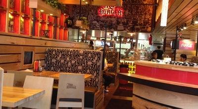 Photo of Restaurant Tko Burger at 2350 Washington Pl Ne 104, Washington, DC 20018, United States