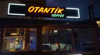 Photo of Cafe Otantik Coffée at Hürriyet Mahallesi 423 Sokak, Manisa 45200, Turkey