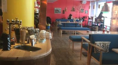Photo of Coffee Shop Coffeeberry Stavanger at Klubbgata 3, Stavanger, Norway