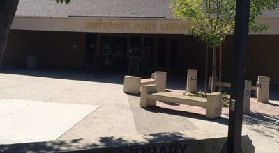 Photo of Library University Park Library at 4512 Sandburg Way, Irvine, CA 92612, United States
