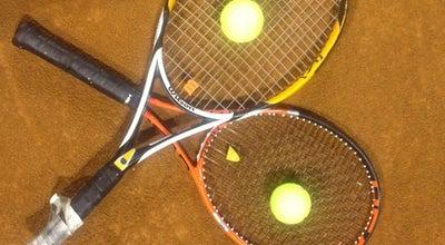 Photo of Tennis Court Ata Tenis Kulübü at Cumhuriyet Mah, Mersin, Turkey