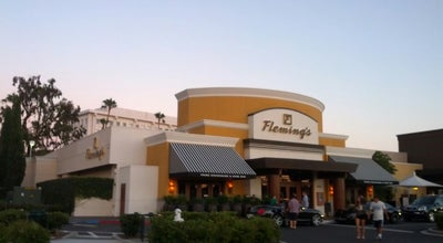 Photo of Steakhouse Fleming's Prime Steakhouse & Wine Bar at 455 Newport Center Dr, Newport Beach, CA 92660, United States