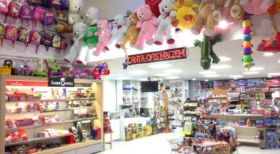 Photo of Toy / Game Store ATIŞ OYUNCAK KIRTASİYE at Istanbul, Turkey