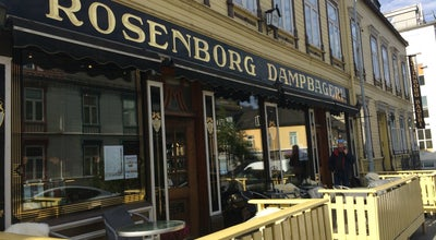Photo of Bakery Rosenborg Bakeri Hovedbakeri at Rosenborggt 8-10, Trondheim 7014, Norway