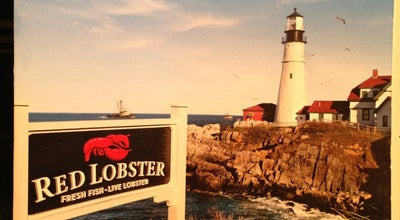 Photo of Seafood Restaurant Red Lobster at 8009 W Broad St, Richmond, VA 23294, United States