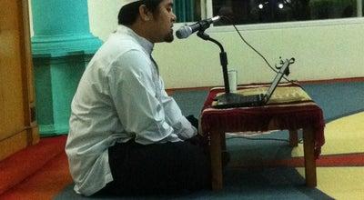 Photo of Mosque Masjid Darul Jannah Persada Depok at Bogor, Indonesia