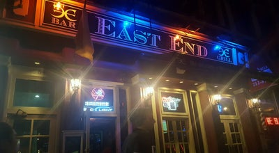 Photo of Sports Bar The East End at 1664 1st Ave, New York, NY 10028, United States