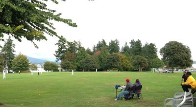 Photo of Lighthouse Brockton Oval at Stanley Park, Vancouver, Ca, Canada