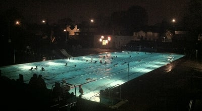 Photo of Pool Hampton Outdoor Pool at 98 High St., Hampton TW12 2ST, United Kingdom