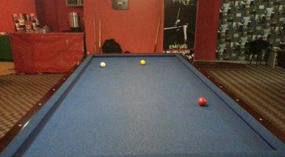 Photo of Pool Hall empire bilardo salonu at Turkey