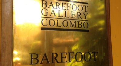 Photo of Art Gallery Barefoot Gallery at 704 Galle Road, Colombo 03, Sri Lanka