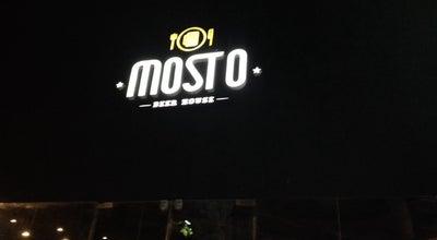 Photo of Bar Mosto Beer House at Av. Isla De Tris No. 56. Plaza Tamarindo Local 01. Col. Francisco I. Madero 24190 Ciudad, Ciudad del Carmen 24190, Mexico