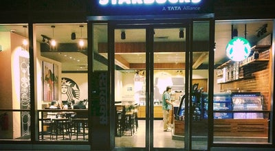 Photo of Coffee Shop Starbucks Coffee: A Tata Alliance at Main Rd, Bandra Kurla Complex, Mumbai 400051, India