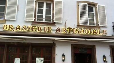 Photo of Brewery Au Brasseur at 22 Rue Des Veaux, Strasbourg 67000, France