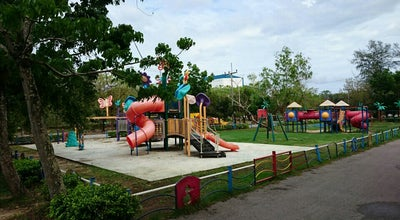 Photo of Playground สนามเด็กเล่น สวนสาธารณะสะพานหิน ภูเก็ต | SapanHin Playground Phuket at Thailand