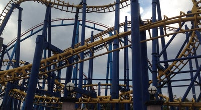 Photo of Theme Park Batman The ride at Mexico