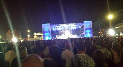 Photo of Concert Hall Ford Stage @ Sunfest at West Palm Beach, FL, United States