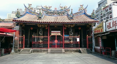 Photo of Tourist Attraction Mengchia Qingshui Temple at 萬華区康定路81号, Taipei, Taiwan