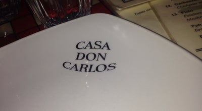 Photo of Spanish Restaurant Casa Don Carlos at 5 Union St, Brighton BN1 1HA, United Kingdom