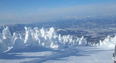Photo of Ski Area 蔵王温泉スキー場 at 蔵王温泉, 山形市, Japan