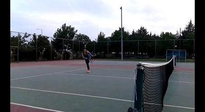 Photo of Tennis Court Γηπεδα Τεννις at Ανθούπολη, Λάρισα, Greece