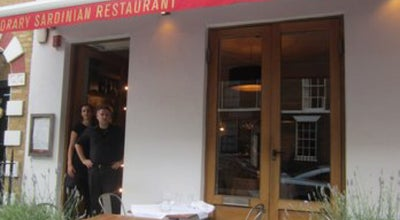 Photo of Italian Restaurant Sardo at 45 Grafton Way, Camden Town W1T 5DQ, United Kingdom