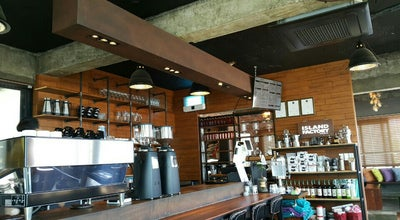 Photo of Cafe ISLAND FACTORY 아일랜드팩토리 at 테우해운로 162, 제주시, South Korea