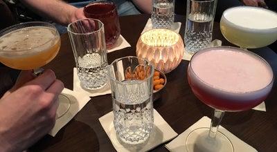 Photo of Cocktail Bar Tales at Selnaustrasse 29, Zurich 8001, Switzerland