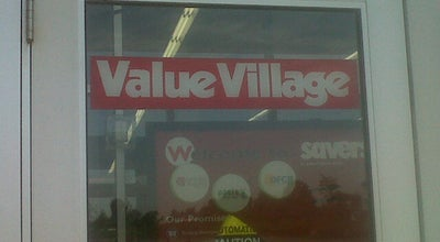 Photo of Thrift / Vintage Store Value Village at Waterdown, ON, Canada