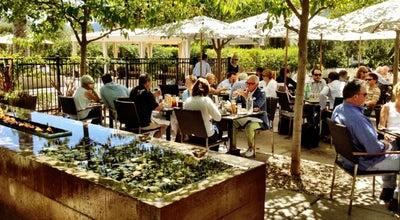 Photo of New American Restaurant Solbar at Solage Calistoga at 755 Silverado Trl, Calistoga, CA 94515, United States