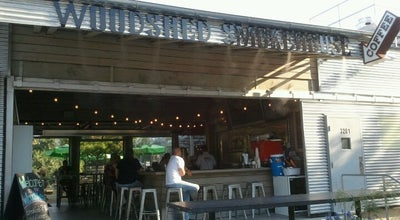 Photo of BBQ Joint Woodshed Smokehouse at 3201 Riverfront Drive, Fort Worth, TX 76107, United States
