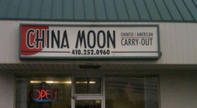 Photo of Chinese Restaurant China Moon at 7 W Ridgely Rd, Lutherville Timonium, MD 21093, United States