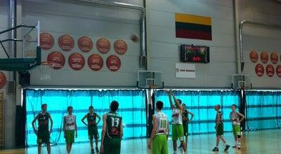 Photo of Basketball Court Sabonio Krepšinio Centras at Pašilės G. 39a, Kaunas 51001, Lithuania