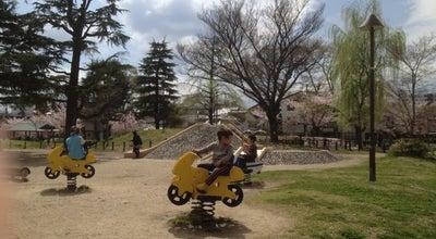 Photo of Playground 二条公園 at 主税町, 京都市上京区 602-8155, Japan