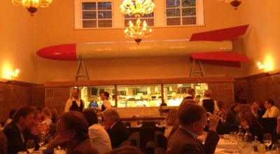 Photo of Seafood Restaurant Pauly Saal at Auguststr. 11-13, Berlin 10117, Germany