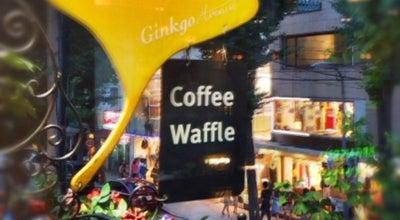 Photo of Cafe Ginkgo Avenue at 강남구 신사동 535-25 2f, 서울특별시 100-411, South Korea