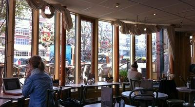 Photo of Bagel Shop Bagels & Beans at Waterlooplein 2, Amsterdam 1011 PG, Netherlands