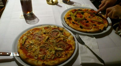 Photo of Pizza Place Trattoria Da Franco at Adolf-engster-weg 10, Stuttgart 70569, Germany