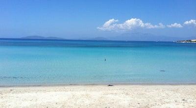 Photo of Beach Merkeztur Plaj at Boyalık Koyu Çeşme, İzmiir, Turkey
