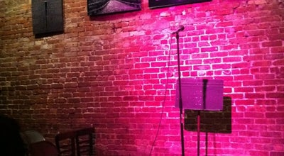 Photo of Theater The Nuyorican Poets Cafe at 236 E 3rd St, New York, NY 10009, United States