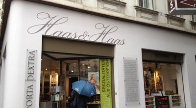 Photo of Tea Room Haas & Haas Teehaus at Stephansplatz 4, Wien 1010, Austria