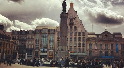 Photo of Plaza Grand'Place – Place du Général de Gaulle at Place Du Général De Gaulle, Lille 59000, France