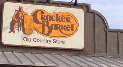 Photo of American Restaurant Cracker Barrel Old Country Store at 16845 N. 84th Ave. Loop 101 & Bell Rd., Peoria, AZ 85382, United States