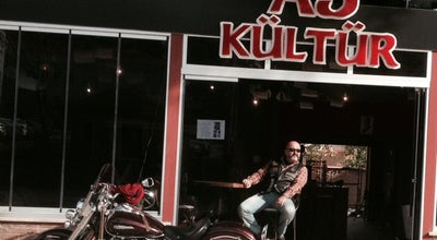 Photo of Cafe As Kültür at Kasaplar Mh. Soma Cd. No:39 Karesi, Balıkesir 10100, Turkey