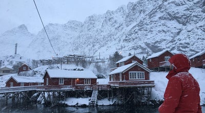 Photo of Island Lofoten at Lofoten 8536, Norway