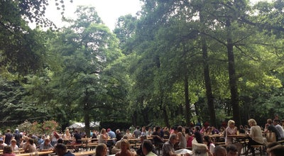Photo of Beer Garden Café am Neuen See at Lichtensteinallee 2, Berlin 10787, Germany