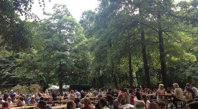 Photo of Beer Garden Café am Neuen See at Lichtensteinallee 2, Berlin 10787, Germany