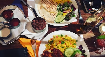 Photo of Mexican Restaurant Coriander at 22 Richmond Hill, Bournemouth BH2 6EJ, United Kingdom